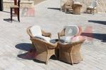 Дизайнерски мебели от естествен ратан цени